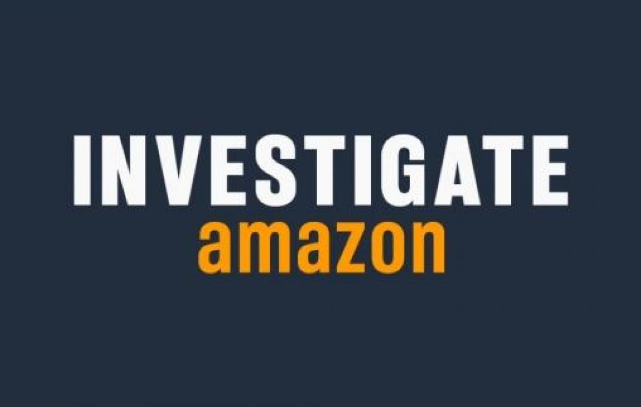 Investigate Amazon logo
