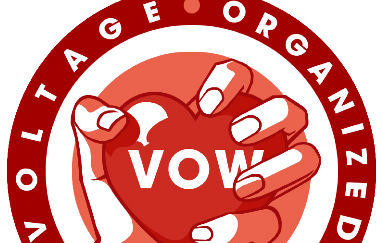 Voltage Organized Workers Logo