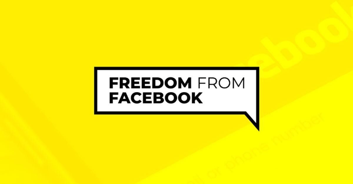 Freedom from Facebook logo