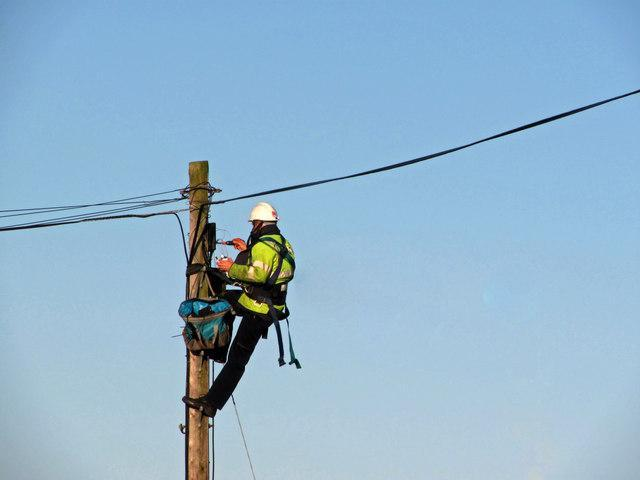 Telecommunications Pole Technician